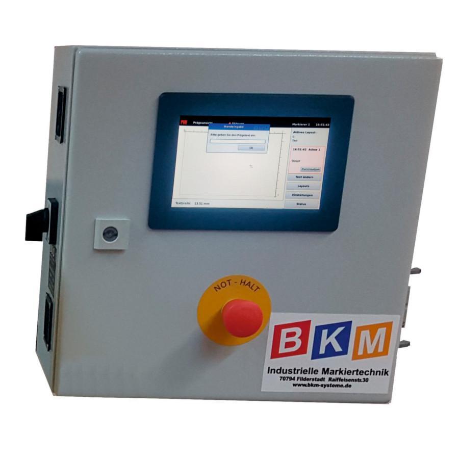 BKM Systeme::Markiercontroller PMA_420