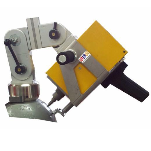 BKM Systeme::BKM-EAM80SF mit pneumatischem Nadelantrieb Beschriftungsbereich (80x50)