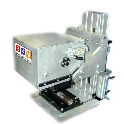 BKM Systeme:: Ritzpräger Tischmaschine BKM RTM810