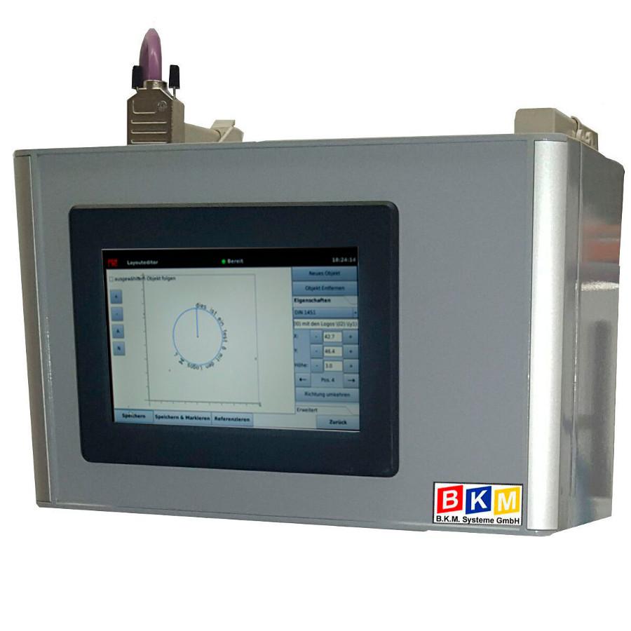 BKM Systeme::Markiercontroller PMA_400