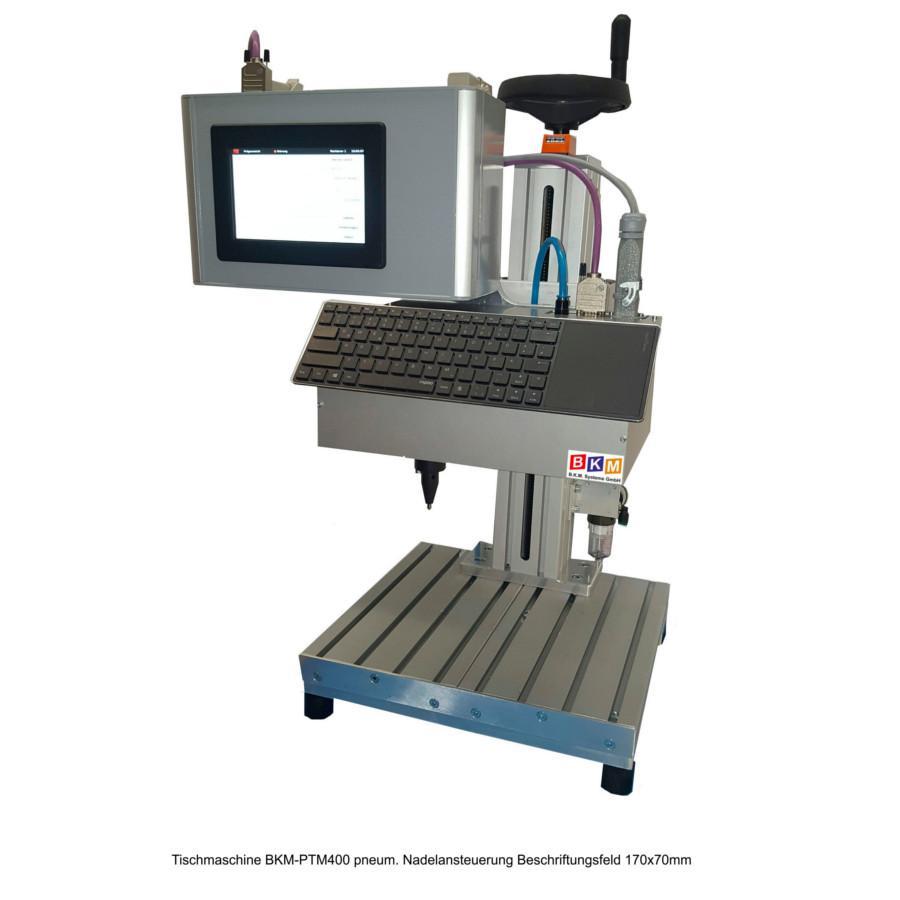 BKM Systeme:: Nadeltischpräger