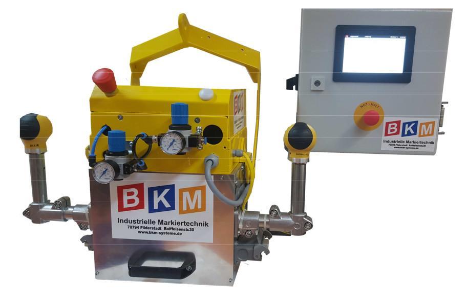 BKM Systeme::Ritzpräger Handpräger